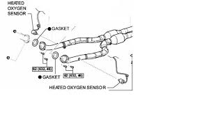 2003 tundra exhaust diagram 2003 tundra exhaust system wiring Gas Club Car Wiring Diagram Engine2005 2003 tundra exhaust diagram anyone know the socket size for the o2 sensors? clublexus 2003
