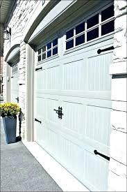 faux garage door hardware Garage on Your Home violettaitaliacom
