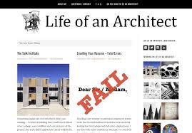 Best Architecture And Design Blogs 14 Best Architecture Blogs Man Of Many