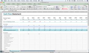 Cash Flow Excel Template A Beginners Cash Flow Forecast Microsofts Excel Template