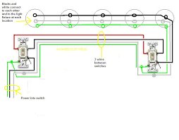 5 way light switch wiring diagram wiring diagram and hernes wiring diagram for a two way light switch image