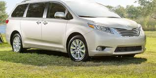 Toyota Sienna gets more power, higher price for 2017
