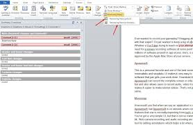 How To Add Comments In Word 2010 Documents Ubergizmo