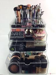 30 Insanely Cool Makeup Organizers From Pinteres 1