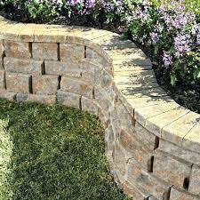 retaining wall block s retaining wall block s home depot