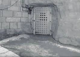「a makeshift gas chamber is set up in the prison butcher shop」の画像検索結果