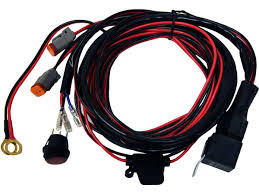 rigid industries d2 series wiring harness for d2 pairs 40196 car wiring diagrams rigid wiring harness