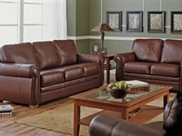 Viceroy Palliser Leather Sleeper Sofa Town and Country Leather