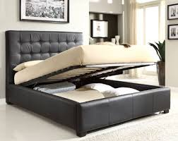 ... Astonishing Image Of Bedroom Design And Decoration With Various Queen  Malm Bed Frame : Exciting Furniture ...
