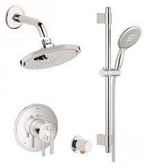 grohe shower head grohe handheld shower head grohe shower system