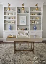 sita montgomery interiors my home office makeover reveal beautiful home office makeover sita