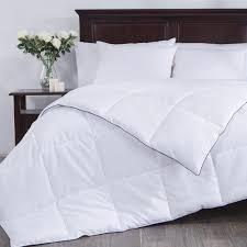 king size down alternative comforter. Modren Comforter Puredown White Down Alternative Comforter Duvet Insert 100 Polyester  White King Intended Size Comforter A