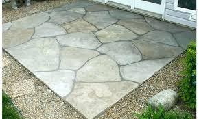 concrete patio paint image ideas landscaping gardening best outdoor colors painting porch painted floors