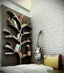Creative Tree Bookshelf - 60 Creative Bookshelf Ideas <3 <3 ...