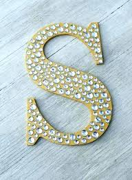 decorative wall letters bling wall decor bling wall art decorative initials wall art 9 sparkle gold bling decorative wall letters wedding decor decorative