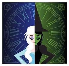 Elsa / Elphaba crossover Frozen Wicked meme | Disney | Pinterest ... via Relatably.com