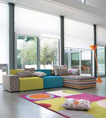 Modern Area Rugs For Living Room Living Room Beautiful Modern Colorful Living Room Rugs With