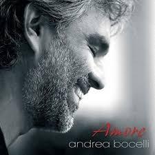 <b>Amore</b> – <b>Andrea Bocelli</b> (Андреа Бочелли) купить на виниловых ...