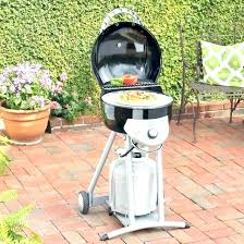 char broil infrared grill cover patio bistro or electric tru 2 burner