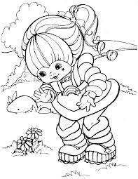 Small Picture 258 best Rainbow Brite images on Pinterest 80 s Childhood and