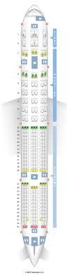 seatguru seat map korean air boeing 777 300er 77w v1