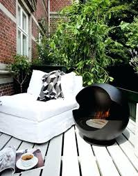 indoor ethanol fireplace air quality outdoor bio by