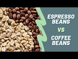 It's smooth yet full in body and flavor with no shortage of crema. Espresso Beans Vs Coffee Beans What S The Difference