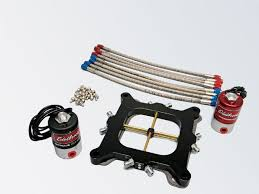 edelbrock nitrous controller set to run nitrous power nitrous kit basics chevy performance parts chevy high performance
