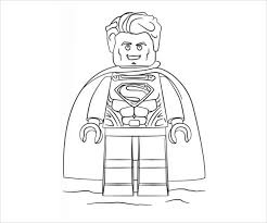 Lex luthor, mongul, toyman, the joker, and more of the world's greatest villains must come to grips with how the world changes now that the truth has been revealed by superman. Free 9 Superman Coloring Pages In Ai