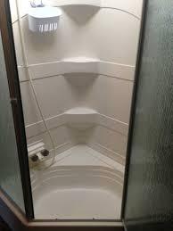 Shower Toilet Combo Repair Of A Rv Shower Stalljpg