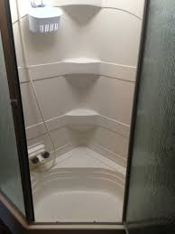 fine rv showers for ideas the best bathroom lapoup com