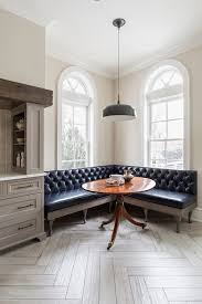 leather breakfast nook furniture. Leather Banquette In Breakfast Nook :) Furniture O