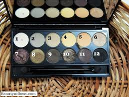 sleek makeup au naturel i divine eyeshadow palette