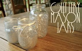 How To Decorate Mason Jars With Glitter Picture60jpg 60×60 pixels Summer Wedding Pinterest Jar 2
