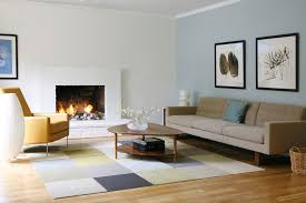 Mid Century Modern Living Room Ideas L Shape Sofa Laminate Wooden