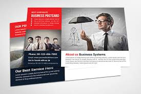Business Postcard Template – Onpoint Printing