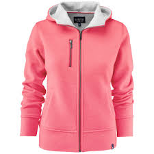 <b>Толстовка женская PARKWICK</b> (James Harvest Sportswear)красный