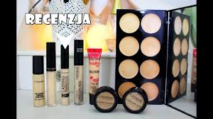recenzja korrÓw mac catrice nyx collection bourjois makeup revolution