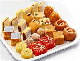 sweets to guntur