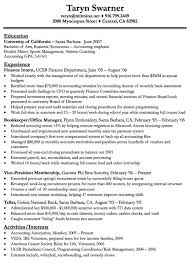 Resume financial controller experience Best Financial Resume Format Resume  Format Resume Template Resume Financial Analyst Best