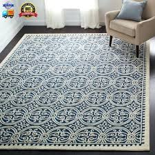 handmade navy blue wool rug 2 ft 6 in x 4 area rugs safavieh moroccan cambridge