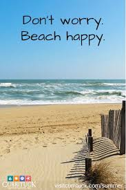 Summer In The Outer Banks Bucket List Beach Quotes Vacation