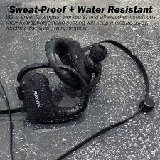 Ralyin <b>M8 bluetooth</b> 5.0 <b>headphones</b> IPX7 Waterproof sport wireless ...