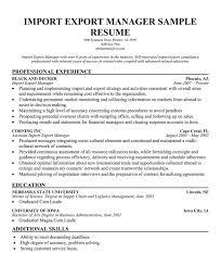 Resume Export Assistant Pierre Nussposte Recherch Export