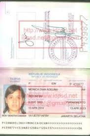 Certificate net idpsd Psd Www Passport Template 2019 Birth Certificate - Indonesia In Passport