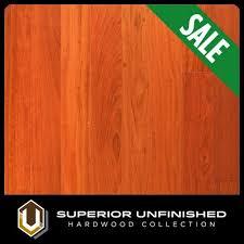 5 x 3 4 brazilian cherry solid unfinished hardwood flooring