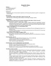 Resume Examples For Students With Little Experience. 8 ...