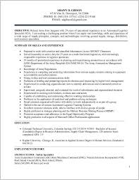 Military To Civilian Resume Examples Resume Resume Examples