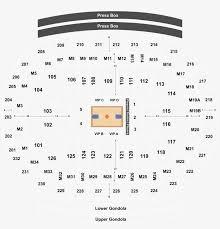Legend Little Caesars Arena Seating Chart Transparent Png