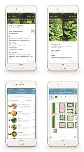Garden Plan App Mother Earth News Grow Planner App For Ipad And Iphone Mother